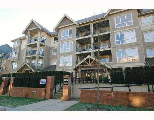 "Main Photo: 205 1576 GRANT Avenue in Port_Coquitlam: Glenwood PQ Condo for sale in ""THE BROWNSTONE"" (Port Coquitlam)  : MLS®# V686195"