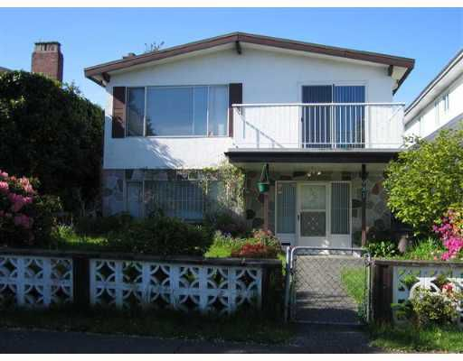 """Main Photo: 981 E 58TH Avenue in Vancouver: South Vancouver House for sale in """"South Vancouver"""" (Vancouver East)  : MLS®# V648848"""