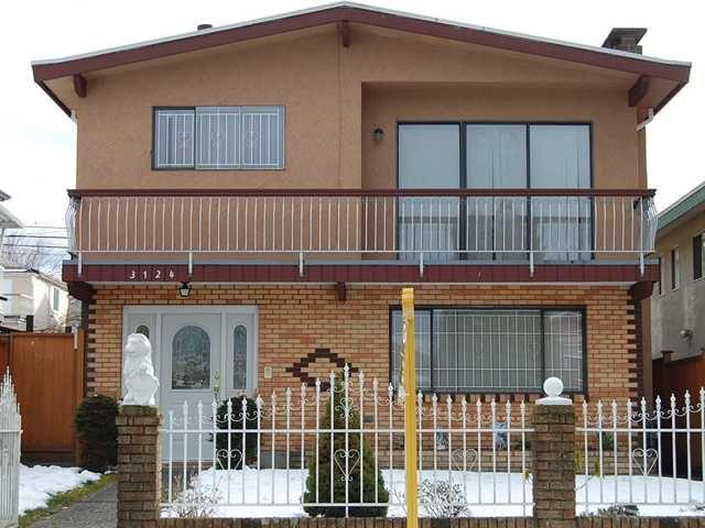 Main Photo: 3124 E 21ST AV in vancouver: Renfrew Heights House for sale (Vancouver East)  : MLS®# MLS# V872364