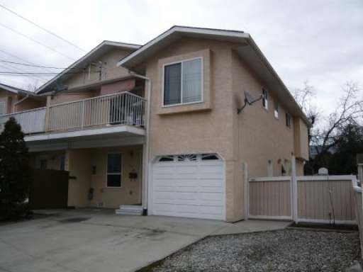 Main Photo: 102 - 1700 QUEBEC STREET in PENTICTON: Residential Attached for sale : MLS®# 137387