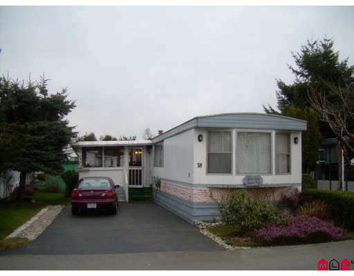 "Main Photo: 78 7790 KING GEORGE Highway in Surrey: East Newton Manufactured Home for sale in ""Crispen Bays"" : MLS®# F2806527"