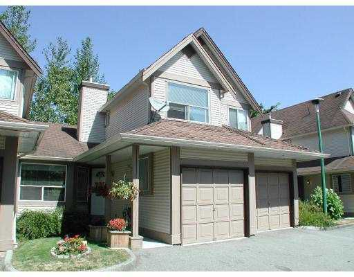 """Main Photo: 11 23151 HANEY BYPASS BB in Maple Ridge: East Central Townhouse for sale in """"STONEHOUSE ESTATES"""" : MLS®# V640417"""
