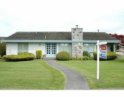 Main Photo: 7691 TWEEDSMUIR AV in Richmond: Broadmoor House for sale : MLS®# V537666