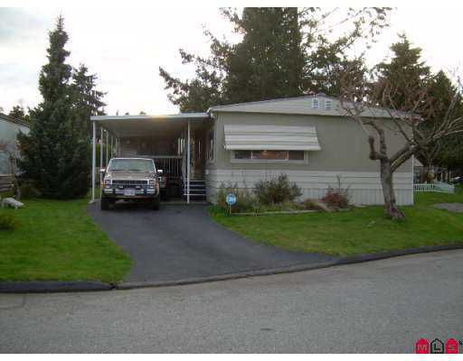 """Main Photo: 91 7790 KING GEORGE Highway in Surrey: East Newton Manufactured Home for sale in """"Crispen Bays"""" : MLS®# F2708890"""