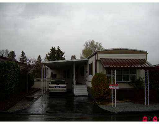 """Main Photo: 8254 134TH Street in Surrey: Queen Mary Park Surrey Manufactured Home for sale in """"Westwood Estates"""" : MLS®# F2709247"""