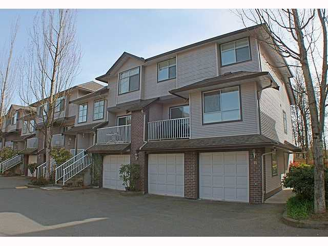 "Main Photo: # 55 2450 LOBB AV in Port Coquitlam: Mary Hill Condo for sale in ""SOUTHSIDE ESTATES"" : MLS®# V816406"
