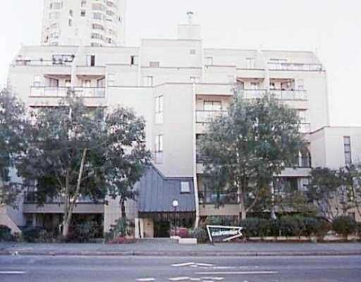 """Main Photo: 408 1080 PACIFIC Street in Vancouver: West End VW Condo for sale in """"THE CALIFORNIAN"""" (Vancouver West)  : MLS®# V660918"""