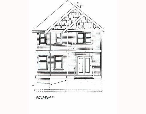 Main Photo: 1778 NAPIER Street in Vancouver: Grandview VE House 1/2 Duplex for sale (Vancouver East)  : MLS®# V634572