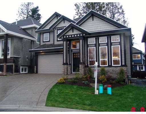 "Main Photo: 14955 34B Avenue in Surrey: Morgan Creek House for sale in ""Morgan Creek"" (South Surrey White Rock)  : MLS®# F2709837"