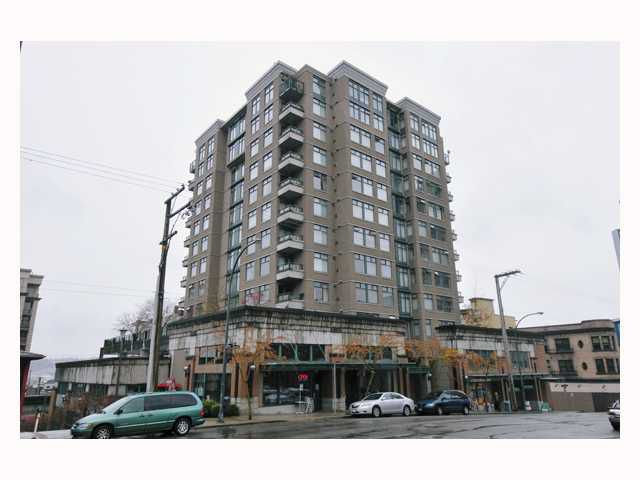 """Main Photo: # 503 720 CARNARVON ST in New Westminster: Downtown NW Condo for sale in """"CARNARVON TOWERS"""" : MLS®# V817496"""