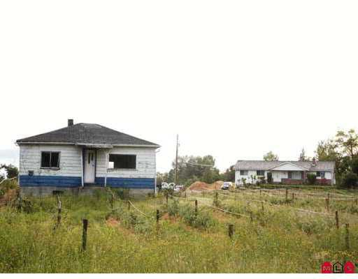 Main Photo: 1825 BRADNER Road in Abbotsford: Aberdeen House for sale : MLS®# F2715346