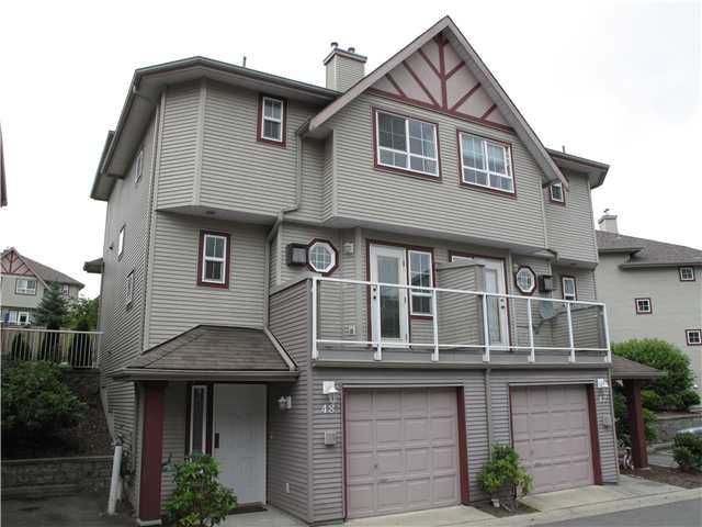 Main Photo: # 48 11229 232ND ST in Maple Ridge: East Central Condo for sale : MLS®# V903270