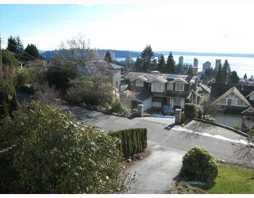 Main Photo: 2313 NELSON Avenue in West_Vancouver: Dundarave House for sale (West Vancouver)  : MLS®# V688786