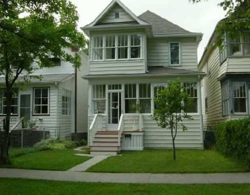 Main Photo: 677 FLEET Avenue in Winnipeg: Fort Rouge / Crescentwood / Riverview Single Family Detached for sale (South Winnipeg)  : MLS®# 2510920