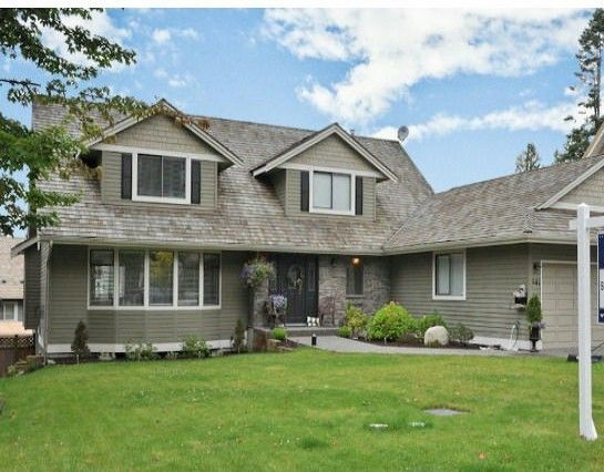 "Main Photo: 941 164 ST in Surrey: King George Corridor House for sale in ""McNally Creek"" (South Surrey White Rock)  : MLS®# F1118797"