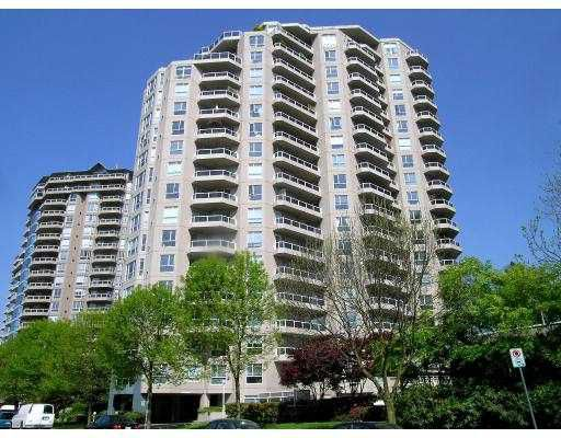 "Main Photo: 806 1185 QUAYSIDE Drive in New_Westminster: Quay Condo for sale in ""THE MANSIONS"" (New Westminster)  : MLS®# V662539"