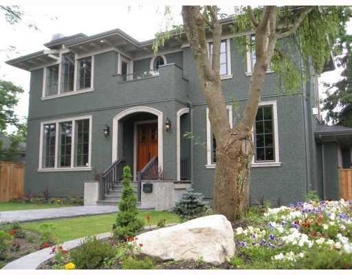 Main Photo: 2526 W 35TH AV in Vancouver: House for sale : MLS®# V759220
