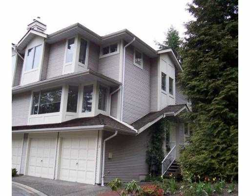 "Main Photo: 11 103 PARKSIDE DR in Port Moody: Heritage Mountain Townhouse for sale in ""TREETOPS"" : MLS®# V586149"
