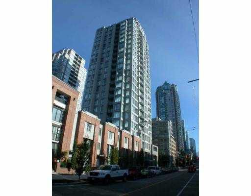 "Main Photo: 505 1001 HOMER Street in Vancouver: Downtown VW Condo for sale in ""THE BENTLEY"" (Vancouver West)  : MLS®# V674357"