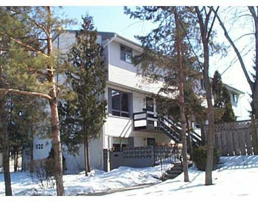 Main Photo: 23 1120 DORCHESTER Avenue in WINNIPEG: Fort Rouge / Crescentwood / Riverview Condominium for sale (South Winnipeg)  : MLS®# 2103968
