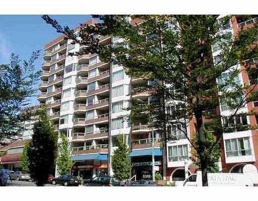 "Main Photo: # 609 1330 HORNBY ST in Vancouver: Downtown VW Condo for sale in ""HORNBY COURT"" (Vancouver West)  : MLS®# V676200"