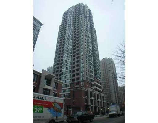 Main Photo: 1210 909  Mainland Street in Vancouver: Downtown VW Condo for sale (Vancouver West)  : MLS®# V631308