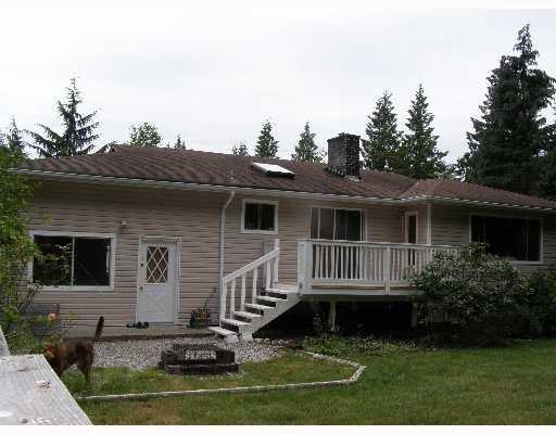 Main Photo: 1395 MARLENE Road in Roberts_Creek: Roberts Creek House for sale (Sunshine Coast)  : MLS®# V651631