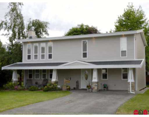 Main Photo: 5003 205TH Street in Langley: Langley City House for sale : MLS®# F2715429