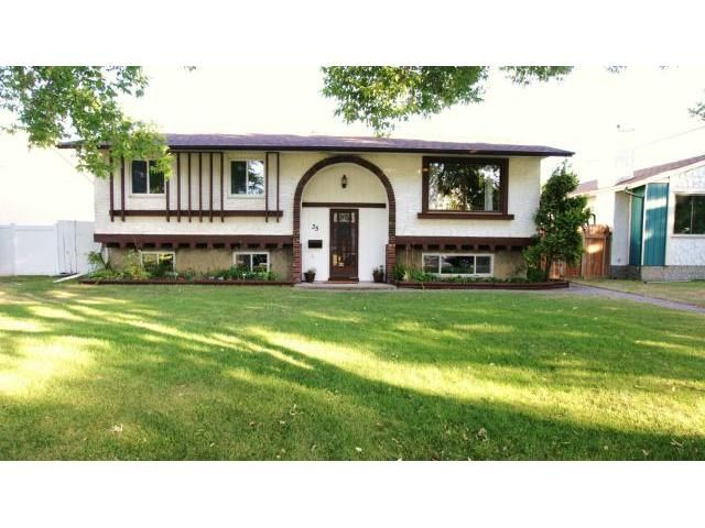 Main Photo: 35 MUTCHMOR Close in WINNIPEG: East Kildonan Residential for sale (North East Winnipeg)  : MLS®# 1116841
