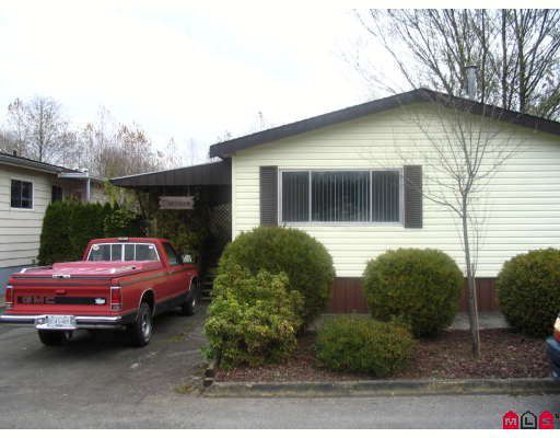 """Main Photo: 34 3300 HORN Street in Abbotsford: Central Abbotsford Manufactured Home for sale in """"GEORGIAN PARK"""" : MLS®# F2729389"""