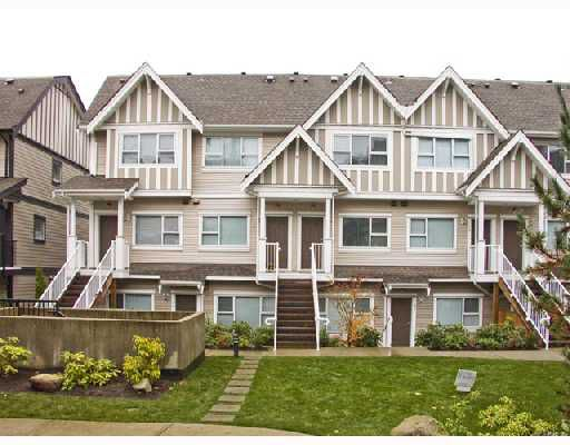 "Main Photo: 45 730 FARROW Street in Coquitlam: Coquitlam West Townhouse for sale in ""FARROW RIDGE"" : MLS®# V685814"