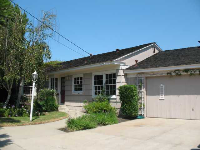 Main Photo: POINT LOMA House for sale : 2 bedrooms : 4124 Point Loma Ave. in San Diego