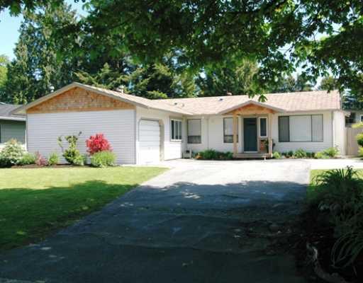 Main Photo: 12140 DOVER Street in Maple_Ridge: West Central House for sale (Maple Ridge)  : MLS®# V650470