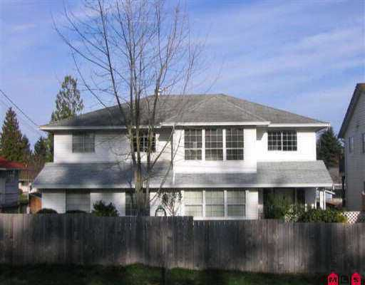 """Main Photo: 1920 KING GEORGE HY in White Rock: King George Corridor House for sale in """"SUNNYSIDE"""" (South Surrey White Rock)  : MLS®# F2603287"""