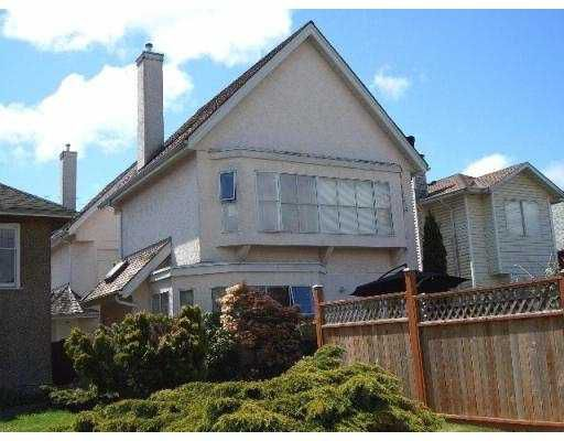 Main Photo: 3268 W 8TH Avenue in Vancouver: Kitsilano House 1/2 Duplex for sale (Vancouver West)  : MLS®# V664117