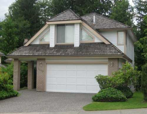 Main Photo: 1548 BRAMBLE LN in Coquitlam: Westwood Plateau House for sale : MLS®# V598227