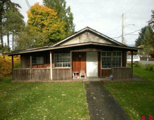 Main Photo: 13719 GROSVENOR Road in Surrey: Bolivar Heights House for sale (North Surrey)  : MLS®# F2923861