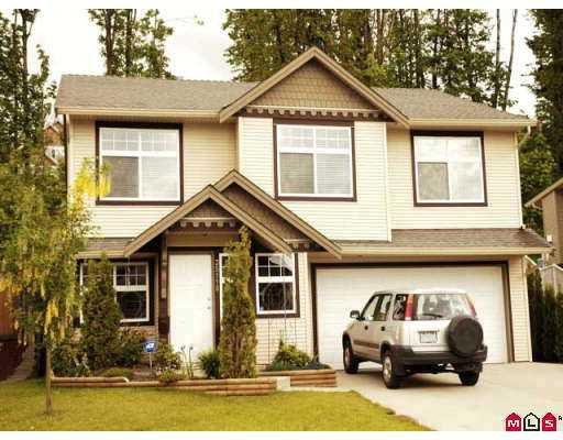 "Main Photo: 35118 LABURNUM Ave in Abbotsford: Abbotsford East House for sale in ""Clayburn Ridge"" : MLS®# F2710869"