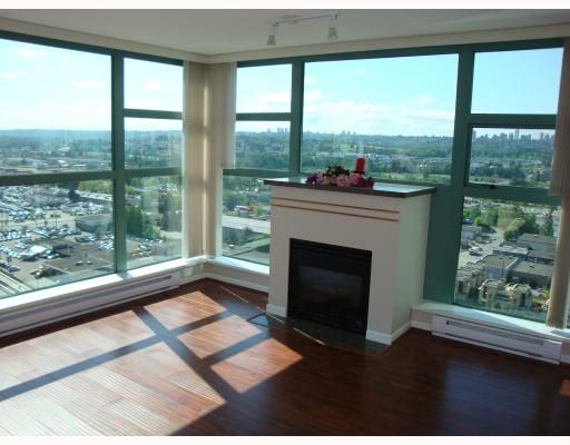 """Main Photo: # 2101 4398 BUCHANAN ST in Burnaby: Brentwood Park Condo for sale in """"BUCHANAN EAST"""" (Burnaby North)  : MLS®# V767917"""