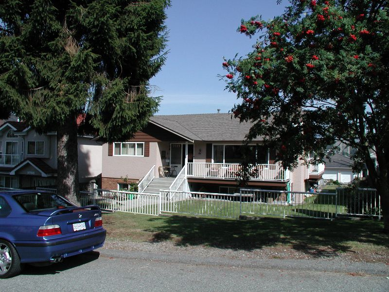 Main Photo: 5089 NORFOLK Street in Burnaby: Central BN Land for sale (Burnaby North)  : MLS®# V664210