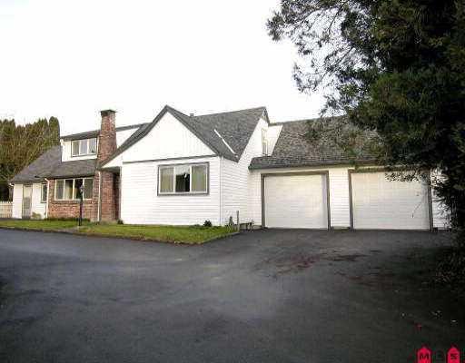 Main Photo: 34623 ASCOTT AV in Abbotsford: Abbotsford East House for sale : MLS®# F2525728
