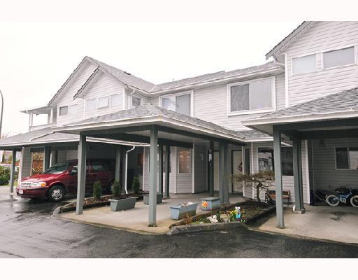 "Main Photo: 2 20625 118TH Avenue in Maple_Ridge: Southwest Maple Ridge Townhouse for sale in ""WESTGATE TERRACE"" (Maple Ridge)  : MLS®# V694890"