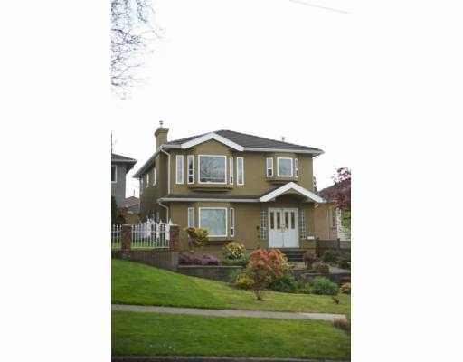 Main Photo: 3166 E 5TH Avenue in Vancouver: Renfrew VE House for sale (Vancouver East)  : MLS®# V707826