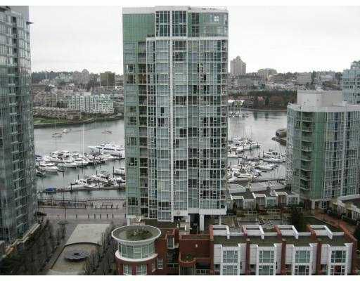 "Main Photo: 2003 1009 EXPO Boulevard in Vancouver: Downtown VW Condo for sale in ""LANDMARK 33"" (Vancouver West)  : MLS®# V630862"