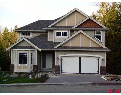 """Main Photo: 46296 KERMODE Crescent in Sardis: Promontory House for sale in """"BEAR CREEK"""" : MLS®# H2701599"""