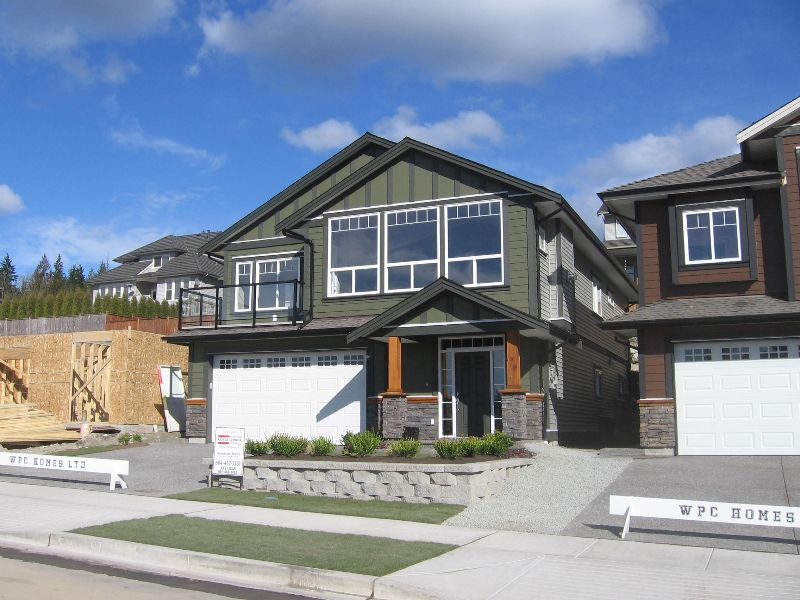 Main Photo: 23673 Bryant Drive in Maple Ridge: House for sale : MLS®# V683864
