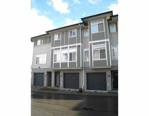 """Main Photo: 48 1010 EWEN Avenue in New_Westminster: Queensborough Townhouse for sale in """"WINDSOR MEWS"""" (New Westminster)  : MLS®# V674759"""