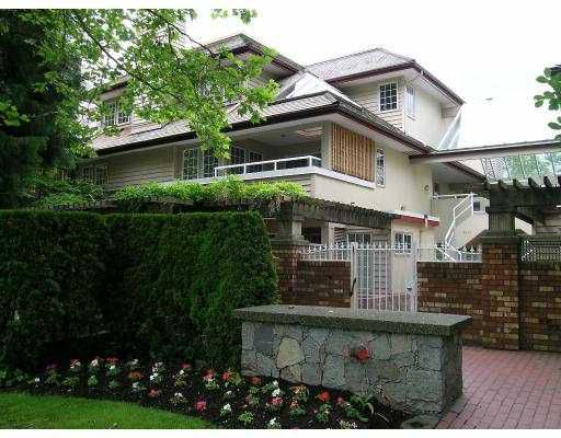 "Main Photo: 103 3441 CURLE AV in Burnaby: Burnaby Hospital Condo for sale in ""CASCADE VILLAGE"" (Burnaby South)  : MLS®# V593124"