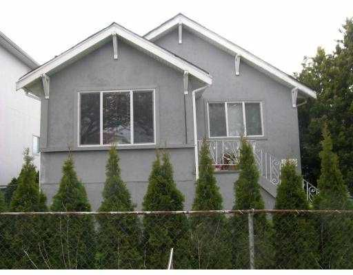 Main Photo: 4339 RUPERT Street in Vancouver: Renfrew Heights House for sale (Vancouver East)  : MLS®# V704946