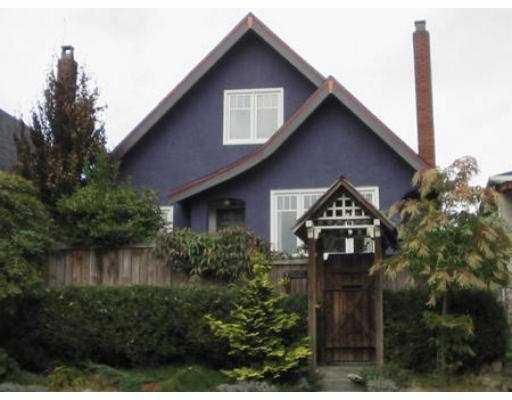 Photo 2: Photos: 1541 E 12TH AV in Vancouver: Grandview VE House for sale (Vancouver East)  : MLS®# V558473